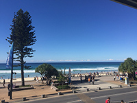 Surfers Paradise, popular in Gold Coast.