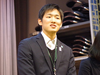During the Presentation ④