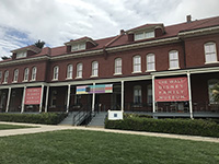 Visited the Walt Disney Family Museum in San Francisco.