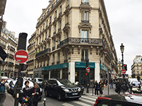 Japanese book store in Paris, named Junkudo, where we supply Moomin, Imabari and Senshu towels. They are the key source of Japanese culture in France.