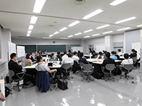 On November 15th and 16th, Mr, Suzuki the senior Managing Director, Ms. Kodama manager, Ms. Tsukamoto manager, and Ms. Kano manager participated in this seminor.