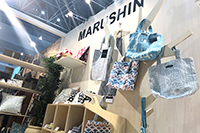 The 2018 Interior Life Style was held at Tokyo Big Sight for three days.